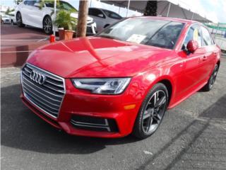 Audi Puerto Rico Audi, Audi A4 2017