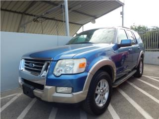 FORD EXPLORER XLT SPOR PACKAGE  , Ford Puerto Rico