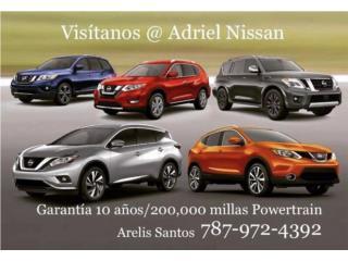 Nissan Pathfinder Platinum 2WD 2019 , Nissan Puerto Rico