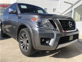 Nissan Puerto Rico Nissan, Armada 2018