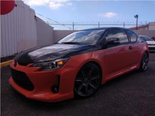 Scion Puerto Rico Scion, Scion tC 2015