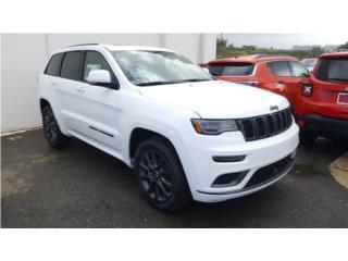Jeep Puerto Rico Jeep, Grand Cherokee 2019