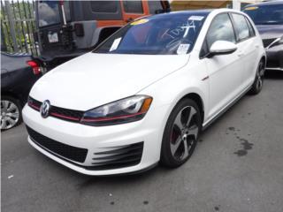 Volkswagen Puerto Rico Volkswagen, GTI 2015