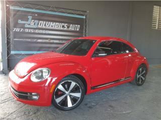 Volkswagen Puerto Rico Volkswagen, Beetle 2013
