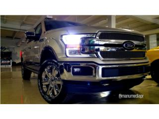Raptor 4x4 , Ford Puerto Rico