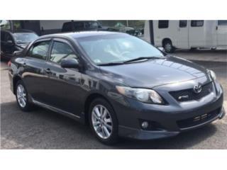 TOYOTA COROLLA 2016 GARANTÍA DE FABRICA $2000 , Toyota Puerto Rico