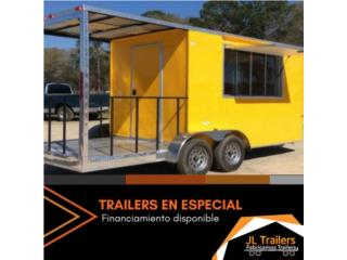 Trailers - Otros, Trailers Multiusos 2018, Trailers RV - Campers Puerto Rico