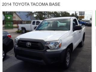 Toyota Puerto Rico Toyota, Tacoma 2014