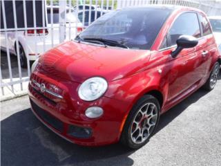 Fiat Puerto Rico Fiat, 500 2012