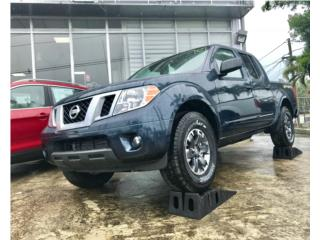 NISSAN FRONTIER CC SL 4X4 2018 , Nissan Puerto Rico
