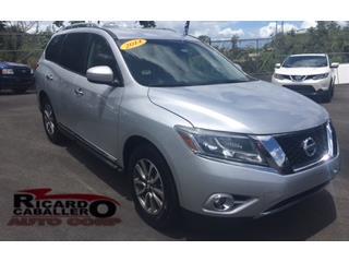 Nissan Puerto Rico Nissan, Pathfinder 2014