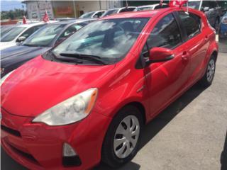 Toyota Puerto Rico Toyota, Prius C 2012