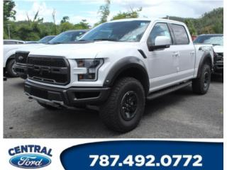 Ford, Raptor 2018, F-150 Pick Up Puerto Rico