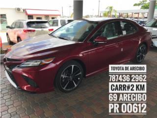 Toyota, Toyota, Camry 2018, Supra Puerto Rico
