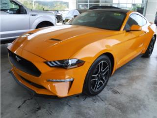 Ford, Mustang 2018, Ford Puerto Rico