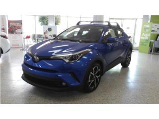 Toyota, C-HR 2018