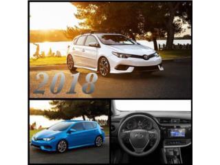 Toyota Puerto Rico Toyota, IM 2018