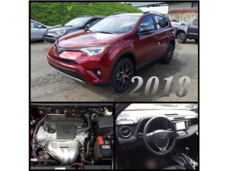 Toyota Puerto Rico Toyota, Rav 4 2018