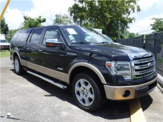 Ford Puerto Rico Ford, F-150 Pick Up 2013