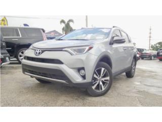 Toyota Puerto Rico Toyota, Rav 4 2016