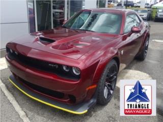 Dodge Puerto Rico Dodge, Challenger 2018