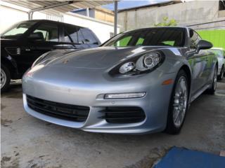 Porsche Puerto Rico Porsche, Panamera 2014