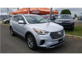 Hyundai Puerto Rico Hyundai, Santa Fe 2017