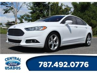 Ford Puerto Rico Ford, Fusion 2016