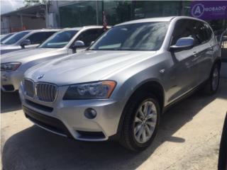 BMW Puerto Rico BMW, BMW X3 2014