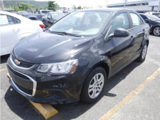 Chevrolet Puerto Rico Chevrolet, Sonic 2018