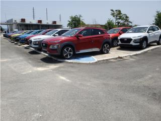 Hyundai Puerto Rico Hyundai, Kona 2018