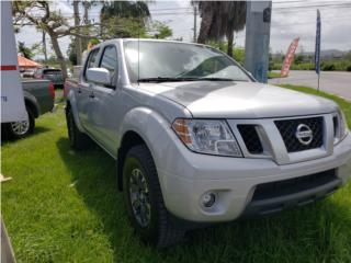 FRONTIER 4X2 2PTS 2018 , Nissan Puerto Rico
