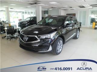 2019 ACURA RDX A-SPEC  , Acura Puerto Rico