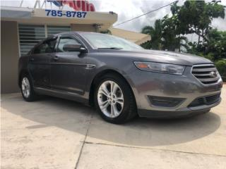 Ford Puerto Rico Ford, Taurus 2013