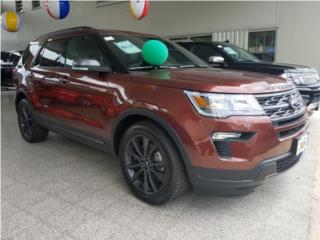 Ford Explorer 2018 , Ford Puerto Rico