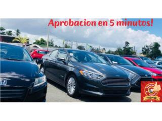 Ford Puerto Rico Ford, Fusion 2014