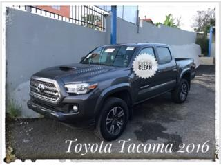 Toyota Tacoma SR5 Double Cab Long Bed V6 6AT 4WD 2 , Toyota Puerto Rico