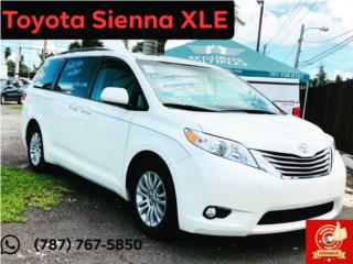 Toyota Puerto Rico Toyota, Sienna 2015