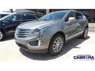Cadillac Puerto Rico Cadillac, XTS 2017