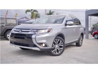 Mitsubishi Puerto Rico Mitsubishi, Outlander 2018