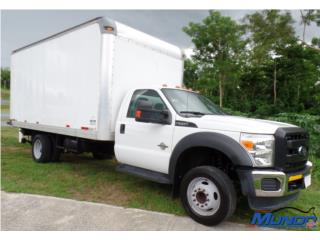 Ford Puerto Rico Ford, F-500 series 2015