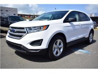 Ford Puerto Rico Ford, Edge 2018