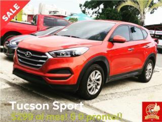 2018 SPORT AZUL DISPONIBLE, COMUNICATE!! , Hyundai Puerto Rico