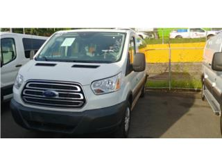 Ford, Transit Cargo Van 2018, F-150 Puerto Rico