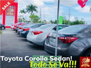 Toyota, Corolla 2018, Tacoma Puerto Rico