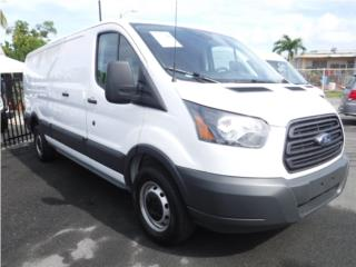Ford Puerto Rico Ford, Transit Series 2018