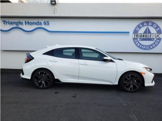 Triangle Honda 65   Puerto Rico