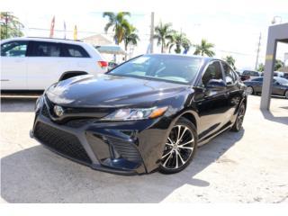Toyota Puerto Rico Toyota, Camry 2018