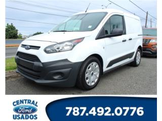 2018 Ford Transit Connect Van , Ford Puerto Rico