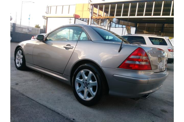 Mercedes Benz, Clase SLK del 2003 Clasificados Online ...
